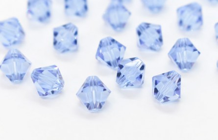 Alexandrite Swarovski Crystal Bicone Beads 5301/5328 - Factory Pack Quantity