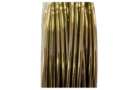 Antique Brass Artistic Wire (18 Gauge)
