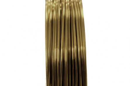 Antique Brass Artistic Wire (22 Gauge)