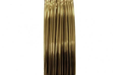 Antique Brass Artistic Wire (24 Gauge)