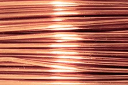 Bare Copper Artistic Wire (20 Gauge)