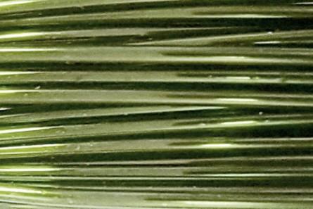 Olive Artistic Wire (26 Gauge)