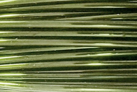 Olive Artistic Wire (18 Gauge)