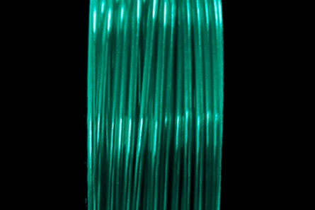 Turquoise Artistic Wire (18 Gauge)