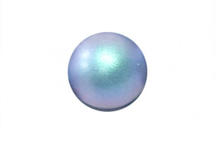 Crystal Iridescent Light Blue - Swarovski Round Pearls 5810/5811