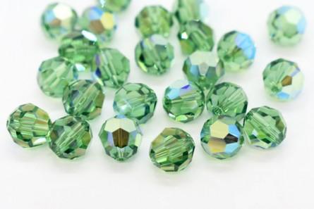 Erinite AB Swarovski Crystal Round Beads 5000 - Factory Pack