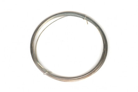 Sterling Silver Wire - 24 Gauge (Half Hard)
