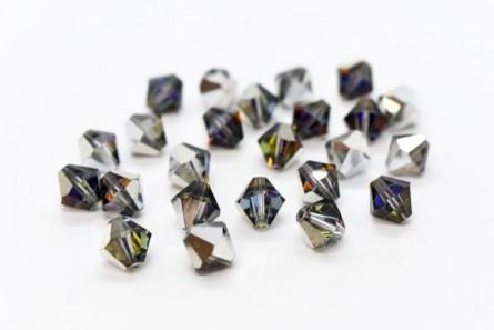 Crystal Volcano Swarovski Crystal Bicone Beads 5301/5328 - Factory Pack