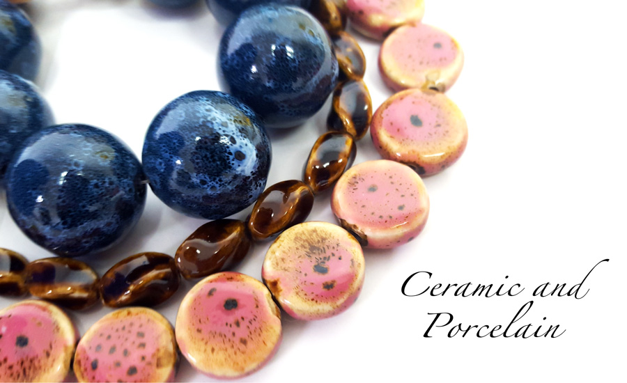 Shop Ceramic and Porcelain Beads