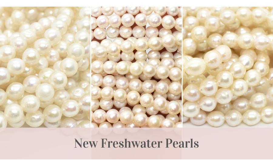 Freshwater Pearls!